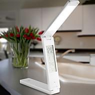 billige Skrivebordslamper-brelong folding trinnløs dimming med klokke øyevern bordlampe 1 stk