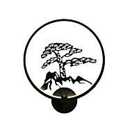 billige Lamper-Moderne / Enkel Dekorativ / Kul Bordlampe Til Soverom / Leserom / Kontor Tre / Bambus 220V