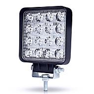 JIAWEN 1 Kappale Ei mitään Auto Lamput 48 W Teho-LED 4800 lm 16 LED Ajovalo / Työvalo Käyttötarkoitus Universaali Kaikki vuodet