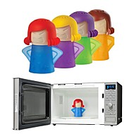 tanie Artykuły kuchenne do czyszcznia-zły mama kuchenka mikrofalowa czystsze złość pani steam czyste narzędzia