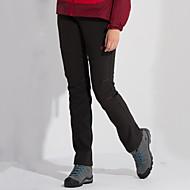 สำหรับผู้หญิง สีทึบ Hiking Pants กลางแจ้ง กันน้ำ รักษาให้อุ่น กันลม ฤดูหนาว สแปนเด็กซ์ ผ้าขนแกะ ซอฟท์เซล กางเกง แคมป์ปิ้ง & การปีนเขา การล่าสัตว์ การปีนหน้าผา แดง สีกากี แทนสว่าง XL XXL XXXL - FLYGAGa