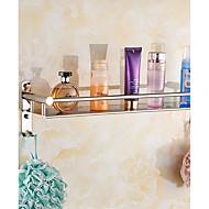 Χαμηλού Κόστους Προϊόντα μπάνιου-Ράφιι μπάνιου Δημιουργικό Μοντέρνα Ανοξείδωτο Ατσάλι 1pc - Μπάνιο / Ξενοδοχείο μπάνιο Μονό Επιτοίχιες