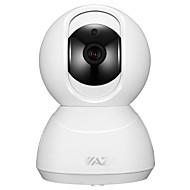 billige IP-kameraer-WAZA SC03 2 mp IP-kamera Innendørs Brukerstøtte 64 GB / PTZ / CMOS / Trådløs / iPhone OS / Android