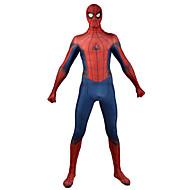 Στολές Zentai Ολόσωμη εφαρμοστή στολή ήρωα Κοστούμια Ολόσωμα κοστούμια Υπερήρωες Παιδικά Ενηλίκων Στολές Ηρώων Φύλο Ρουμπίνι Στάμπα Λύκρα Άνδρες και Γυναίκες Χριστούγεννα Halloween Νέος Χρόνος