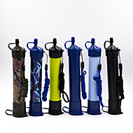 cheap Hydration & Filtration-Portable Water Filters & Purifiers Water Filtration for Outdoor Exercise / Everyday Use - Plastic 1 pcs