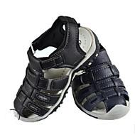 baratos Sapatos de Menino-Para Meninos Sapatos Sintéticos Primavera Conforto Sandálias para Infantil Preto / Amarelo