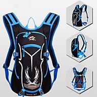 18 L Cycling Backpack Adjustable Lightweight Multifunctional Bike Bag Nylon Bicycle Bag Cycle Bag Camping / Hiking Cycling / Bike / Reflective Strips