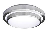 billige Taklamper-JIAWEN Takplafond Nedlys Plast Øyebeskyttelse, WIFI-kontroll AC110-240V Varm Hvit / Kald Hvit LED lyskilde inkludert / Integrert LED