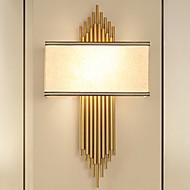 billige Vegglamper-Kreativ Enkel / Moderne Moderne Vegglamper Soverom / Innendørs Metall Vegglampe 220-240V 40 W