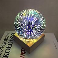 SKMEI Inteligentne światła WJD17092 na Sypialnia Lampka LED / Kolory zmieniają / Kreatywne <=36 V