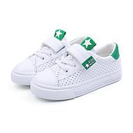 baratos Sapatos de Menino-Para Meninos / Para Meninas Sapatos Microfibra Verão Conforto Tênis para Infantil / Adolescente Preto / Vermelho / Verde