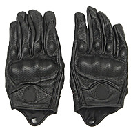 Doigt complet Unisexe Gants de moto Cuir Ecran tactile / Respirable / Chaud