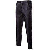 בגדי ריקוד גברים בסיסי חליפות מכנסיים אחיד