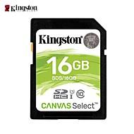 Kingston 16 Гб SD-карта карта памяти Class10