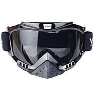 Motocross utendørs sportslig solbeskyttelse ski motorsykkel hjelm beskyttelsesbriller støv-proof