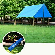 Naturehike Schermi paravento Parasole Esterno Campeggio Portatile Anti-pioggia Resistente ai raggi UV 215*150 cm Tessuto Oxford Oxford PU Campeggio e hiking Campeggio per 2 persone