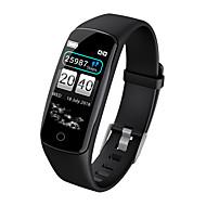 olcso Újdonságok-Kimlink V8 Intelligens karkötő Android iOS Bluetooth Smart Sportok Vízálló Szívritmus monitorizálás Lépésszámláló Hívás emlékeztető Alvás nyomkövető ülő Emlékeztető Hol a mobilom