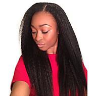 Mongolska kosa Ravan kroj 10A Ljudske kose plete Isprepliće ljudske kose Proširenja ljudske kose