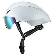 CAIRBULL Bike přilba 4 Větrací otvory Ventilace Integrálně tvarovaná ESP+PC Sportovní Cyklistika / Kolo Kolo - černá / modrá černá / žlutá Tmavě šedá Unisex