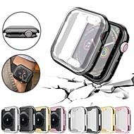 Hülle Für Apple Apple Watch Series 4 / Apple Watch Series 4/3/2/1 / Apple Watch Series 3 PU Apple