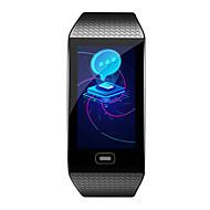 KUPENG CK28 Dame Smart armbånd Android iOS Bluetooth Smart Sport Vanntett Pulsmåler Blodtrykksmåling Pedometer Samtalepåminnelse Søvnmonitor Stillesittende sittende Påminnelse Finn min enhet