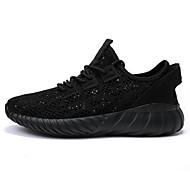 رجالي أحذية الراحة تيساج فولانت الربيع أحذية رياضية الركض أسود / أسود وأبيض / كاكي