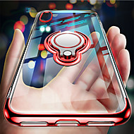 Case For Apple iPhone X / iPhone XS Max Transparent Back Cover Transparent Soft TPU for iPhone XS / iPhone XR / iPhone XS Max