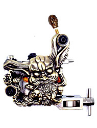 cheap -Coil Tattoo Machine Liner and Shader with 6-8 V Alloy Professional / High quality, formaldehyde free