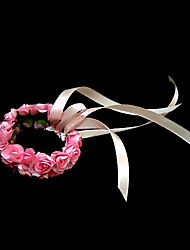 "cheap -Wedding Flowers Wrist Corsages Wedding Party / Evening Paper 4.72""(Approx.12cm)"