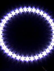 Autoscheinwerfer / dekoratives Licht (Engel Auge Licht, 39 geführt, 12cm, weiß)