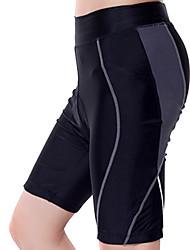 billige -Acacia Herre Cykelshorts med indlæg Cykel Shorts Forede shorts, Hurtigtørrende, Åndbart, 3D Måtte
