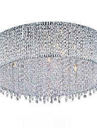 preiswerte -QINGMING® 10-Licht Unterputz Kristall, Inklusive Glühbirne, 110-120V / 220-240V Inklusive Glühbirne / G9 / 50-60㎡