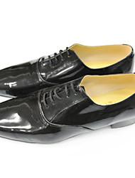 billige -ægte læder Ballroom Dance sko til mænd
