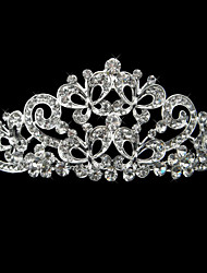aleación tiaras headpiece wedding party elegante estilo femenino clásico