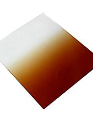Fluo maro filtru de culoare tutun treptată pentru Cokin p serie