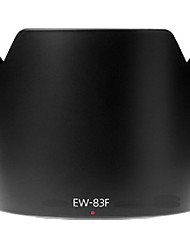 EW-83F parasol para Canon EOS objetivo EF 24-70mm f/2.8L USM
