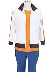 baratos -traje cosplay inspirado Inazuma Eleven Mamoru Endou