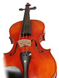 Недорогие -yinyi - (Хе-02) 4/4 мастер-класса Альпы ель верхней и пламени клен назад скрипка снаряжение