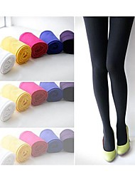cheap -Colorful Fleece Leggings(A Pairs/Set) Candy color. Render pants