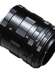 Adaptador Extensor Lentes Macro para Anel Tubular Canon