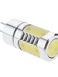 billige -BRELONG® 1pc 2.5 W 210-260 lm G4 LED-spotlys 5 LED Perler Højeffekts-LED Naturlig hvid 12 V / #