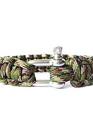 cheap -Survival Bracelet Hiking Survival Polycarbonate pcs