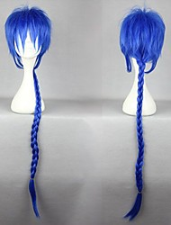 Cosplay Wigs MAGI Cosplay Blue Extra Long Anime Cosplay Wigs 150 CM Male / Female