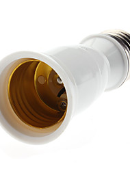 -E27 à E27-E27-Ampoules électriques Adaptateur