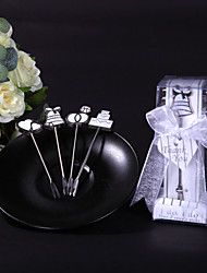 """I DO, I DO"" Hors d'oeuvre Forks Wedding Favor Wedding Favors"