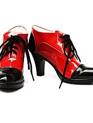 Cosplay Schuhe Black Butler Grell Sutcliff Anime Cosplay Schuhe Mann