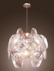 cheap -Modern/Contemporary Pendant Light For Bedroom Dining Room Game Room Bulb Not Included