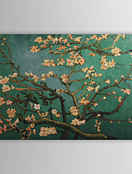 cheap -Hand-Painted Famous Horizontal,Traditional One Panel Canvas Oil Painting For Home Decoration