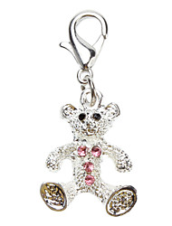 cheap -Dog Tag Rhinestone Cartoon Design