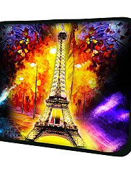 Tour Eiffel Case Laptop Sleeve pour MacBook Air Pro / HP / DELL / Sony / Toshiba / Asus / Acer